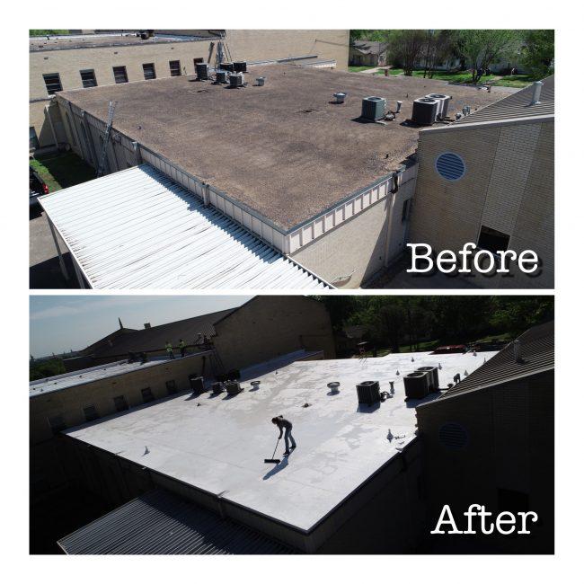 Church Roofing Contractors