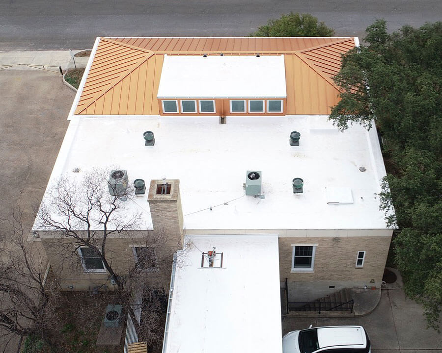 Commercial Residential Roof Contractor Clark Roofing Waco