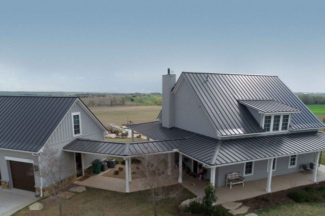 metal roof lorena texas